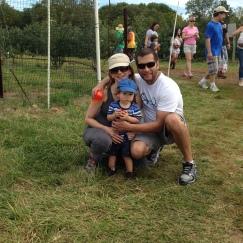 Apple Picking at Laraland Farms